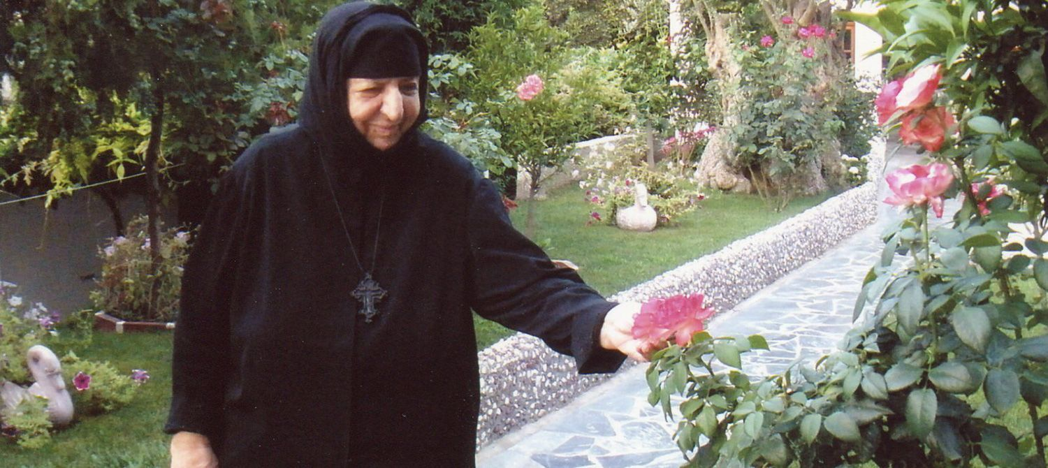 Eugenia Kleidara: Abbess and founder of St. Raphael Holy Monastery